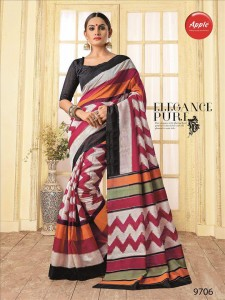 Apple Creation Womaniya Vol-7 Sarees (12 pc catalog)
