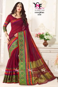 Yadu nadan Fashion  Noorjahan Designer Sarees (9 pc catalog)
